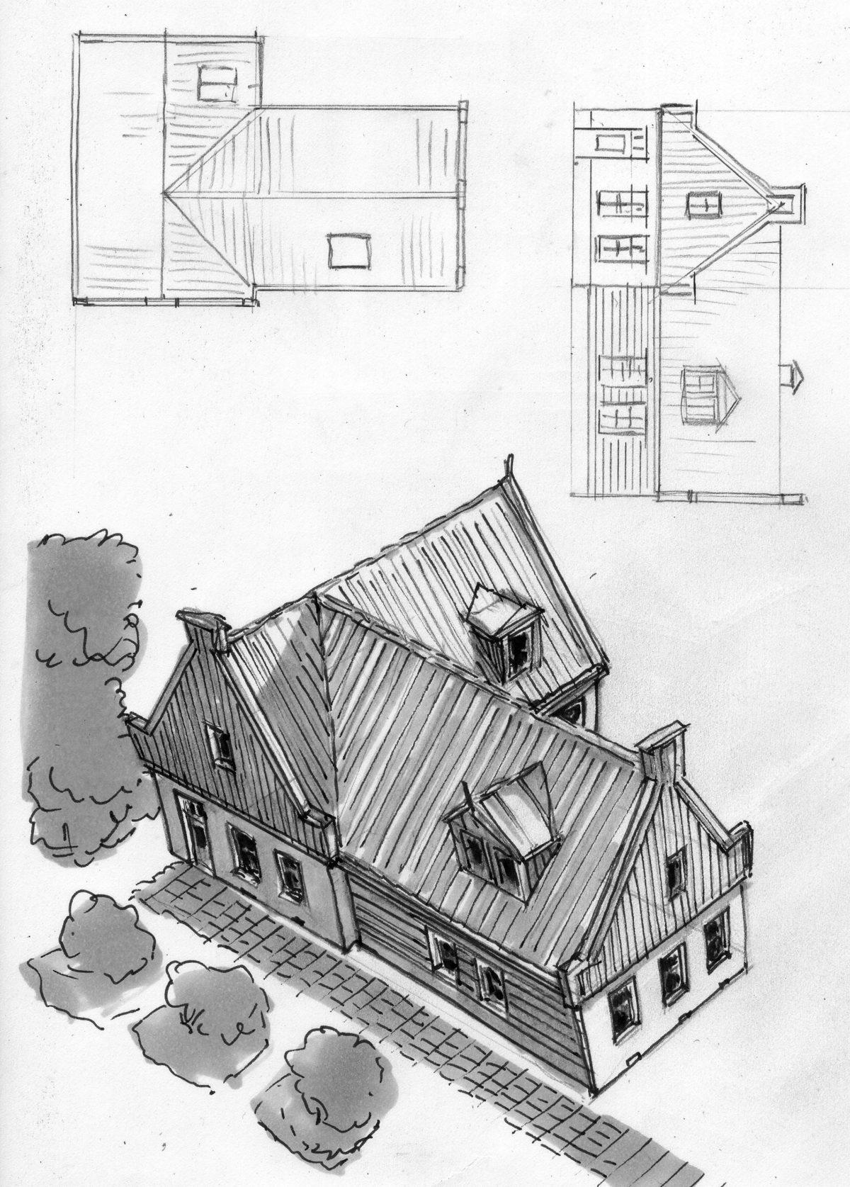 huis 4 in Hobrede